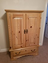 Notty Pine Armoire in Orland Park, Illinois