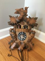 Genuine German Made Mechanical Cuckoo Clock with Music in Joliet, Illinois