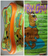 Fun Scooby Doo poster and tin! in Hopkinsville, Kentucky