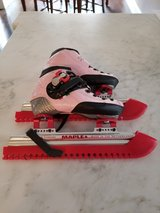 Young Girls Short Track Speed Skates, Fully Custom in Orland Park, Illinois