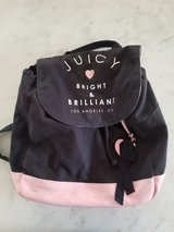 Juicy Couture Young Girls Backpack in Orland Park, Illinois