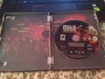 medal of honor wasfighter ps3 in Fort Campbell, Kentucky