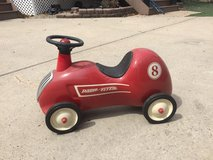 Vintage Radio Flyer Little Red Roadster Ride in Orland Park, Illinois