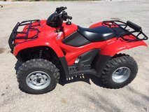 """2013 Honda Rancher 420 Electric Shift 4x4  """"Like new ,never been in mudd """" in Fort Campbell, Kentucky"""