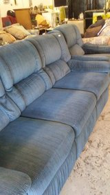nice lazy boy recliner couch an chair in Fort Polk, Louisiana