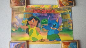 Lot of Disney Stitch / Lilo and Stitch posters, plush, bag in Hopkinsville, Kentucky