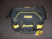 "Dewalt 42 Pocket 18"" Pro Contractor Tool Bag in St. Charles, Illinois"