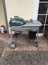 Weber Charcoal Grill (Performer) in Ramstein, Germany