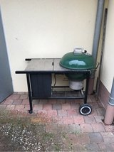 Weber Charcoal Grill in Ramstein, Germany