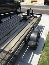 5x10 Open Air Flat Bed Trailer in Fort Campbell, Kentucky