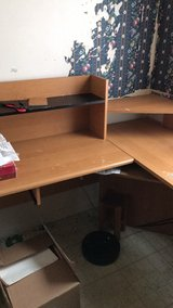 L shape desk in Quantico, Virginia