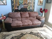 couch and recliner that matches in Kingwood, Texas