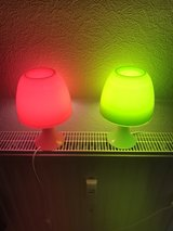 LED Night Lamp in Ramstein, Germany