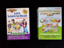 Pre-school prep collection 10 DVD Tutorial in Stuttgart, GE
