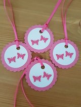 Gift Tags - Goody Bag Tags Handmade in Ramstein, Germany