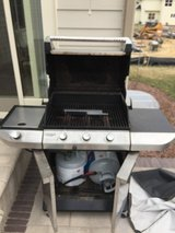 Commercial Series Char-Broil Grill - New Burners + Rotisserie in Oswego, Illinois