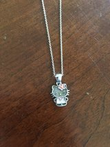 Sterling Silver Hello Kitty Necklace in Beaufort, South Carolina