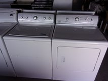 Maytag Matching Washer and Dryer Set in Fort Riley, Kansas