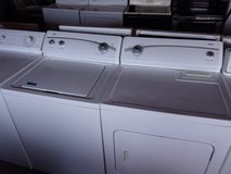 Kenmore 400 Washer and Dryer Set in Fort Riley, Kansas