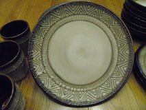 Stoneware Native Habitat by Noble Excellence 6 place setting in Fort Riley, Kansas