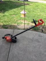 Electric Edger in Fort Campbell, Kentucky