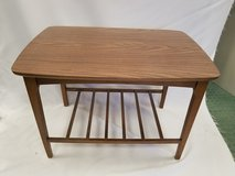 MCM mid century modern accent end small table in Naperville, Illinois