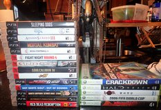 Various used Xbox 360 Games in Fort Meade, Maryland
