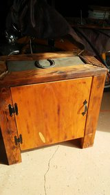small end table in Yucca Valley, California