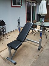 Adjustable Weight Bench in Perry, Georgia