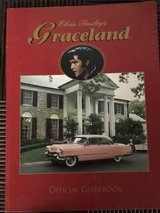 Elvis Presley's GRACELAND Official Guidebook in Fort Knox, Kentucky