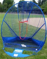Jugs Soft Toss Screen in Naperville, Illinois