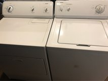 Name brand washer and dryer sets in Cleveland, Texas