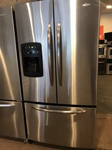 Maytag stainless refrigerator in Kingwood, Texas