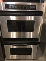 30 inch stainless steel double oven in Kingwood, Texas