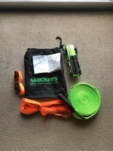 Brand new Slackline Kit in Okinawa, Japan