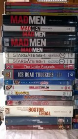 dvd lot, all/partial/single, fair offer in Fort Irwin, California