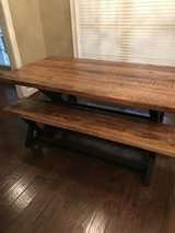 rectangular brown wooden Dining Room table in Fort Benning, Georgia