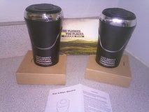 TWO!!  Brand New!!    Car Cigarette Litter Holders with Light! in Orland Park, Illinois