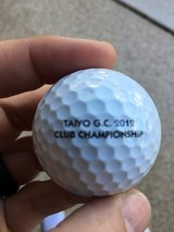 Okinawa Taiyo Golf Club Championship 2012 ProV1's in Camp Pendleton, California