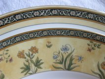 WEDGWOOD India, FIVE COMPLETE PLACE SETTINGS!!! in Travis AFB, California