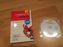 Complete German Book and CD - Brand New in Ramstein, Germany