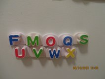 Leap Frog Fridge Phonics Sun Base Replacement Letters in St. Charles, Illinois