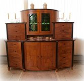 precious Art Deco dining room hutch in Spangdahlem, Germany