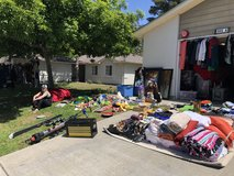 Two family Yard sale. in Camp Pendleton, California