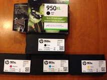 HP ink for printer- 4 in Bolingbrook, Illinois