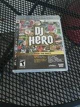 NEW DJ Hero Turntable Bundle Sony PlayStation 3 2009     in Camp Pendleton, California
