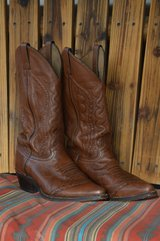 Mens Cowboy Boots - 9 1/2 D in Alamogordo, New Mexico