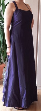 evening gown in Hohenfels, Germany