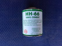 HH-66 VINYL ADHESIVE CEMENT FOR ANY TYPE OF VINYL REPAIR. TARPS, POOLS, UPHOLSTERY, ETC. in Alamogordo, New Mexico
