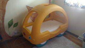 Toddler car bed in Naperville, Illinois